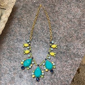 Lily Pulitzer Statement Necklace